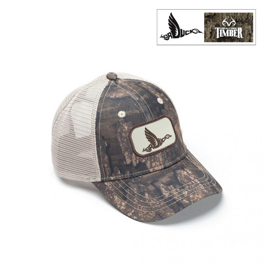 Dr. Duck Realtree Timber Tucker Hat