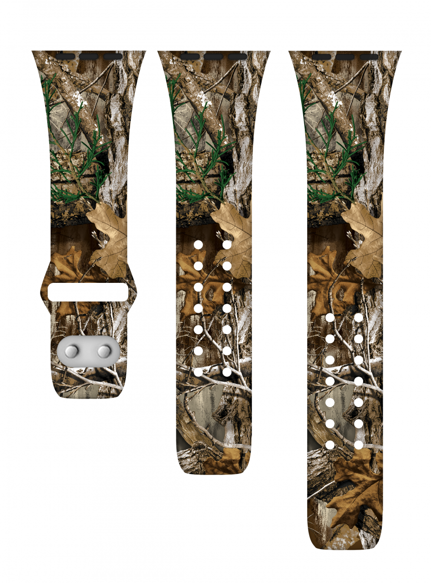 Realtree edge affinity apple watch bands