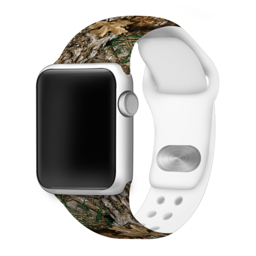 Realtree edge apple watch bands