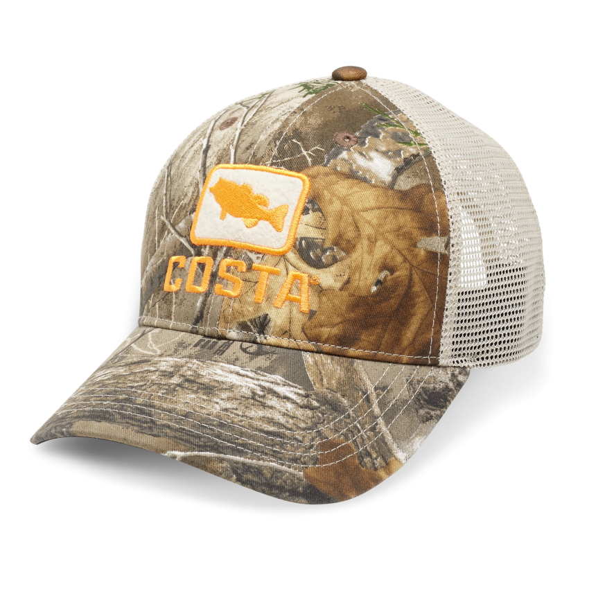 Realtree Edge Costa Logo Cap | Realtree B2B