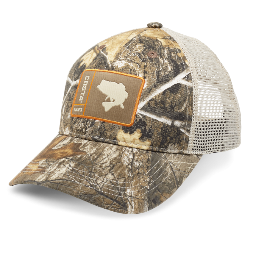 Realtree Edge Costa logo Hat | Realtree B2B