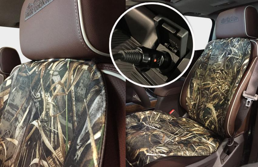 Incredible Promaster Parts Realtree Camo Automotive Accessories For Cjindustries Chair Design For Home Cjindustriesco