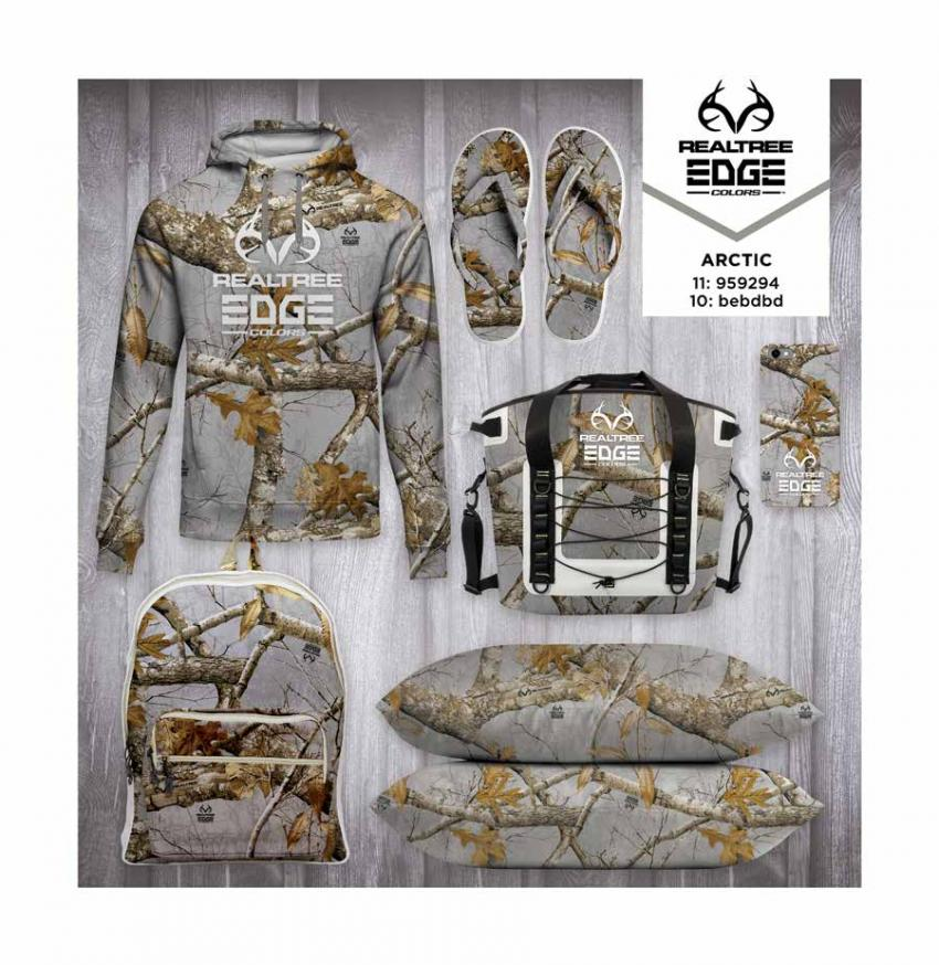 Realtree EDGE® Colors  - Arctic Camo