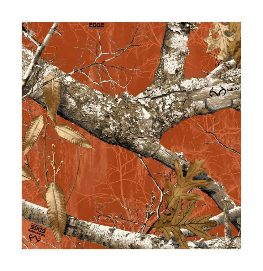 Realtree EDGE® Burnt Orange Camo