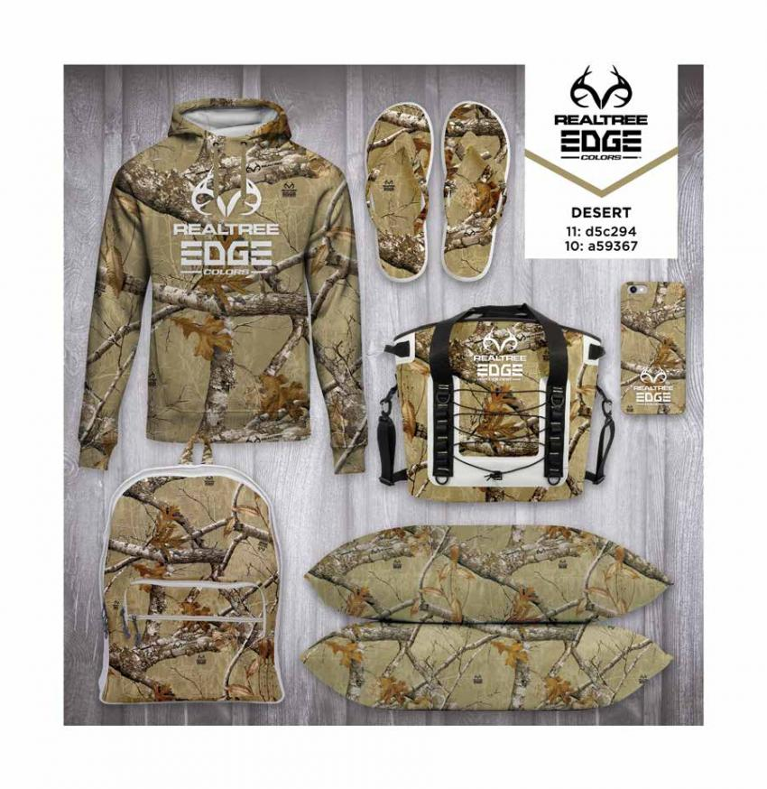 Realtree EDGE® Colors  - Desert Camo