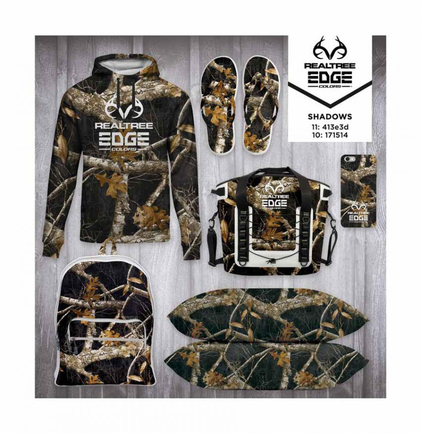 Realtree EDGE® Colors  - Shadows Camo