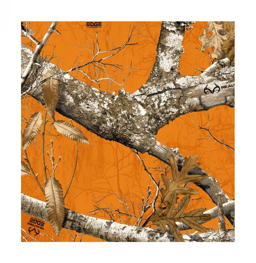 Realtree EDGE® Orange Camo