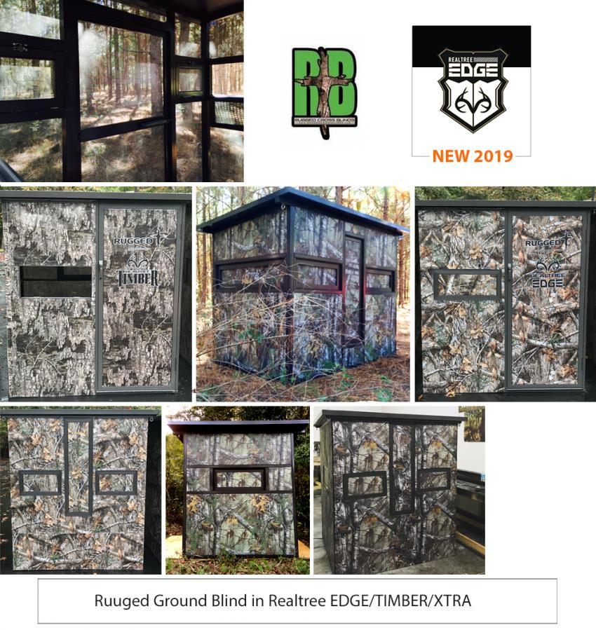 Fantastic Realtree Hunting Blinds For 2019 Realtree B2B Inzonedesignstudio Interior Chair Design Inzonedesignstudiocom