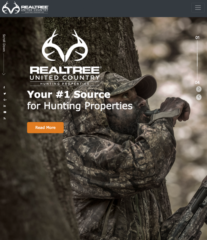 Your #1 Hunting Properties | Realtree United Hunting Properties For Sale