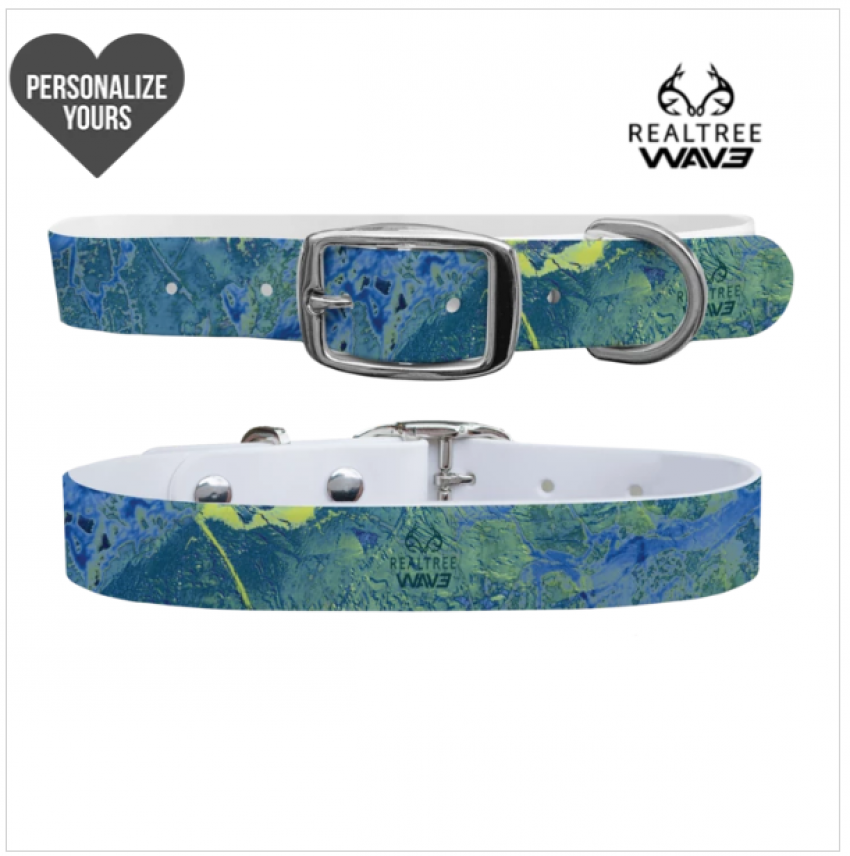 Realtree Wave Camo Belts - C4 Belts