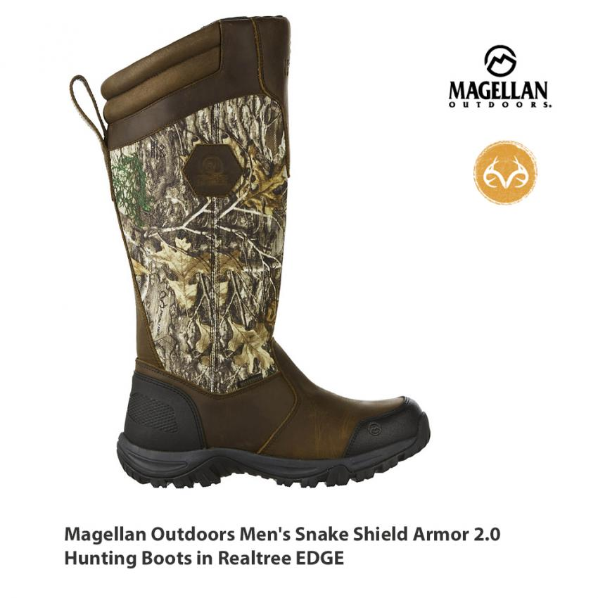 Magellan Outdoors Offers Fall 2020 Hunting Realtree Camo Boots Realtree B2b