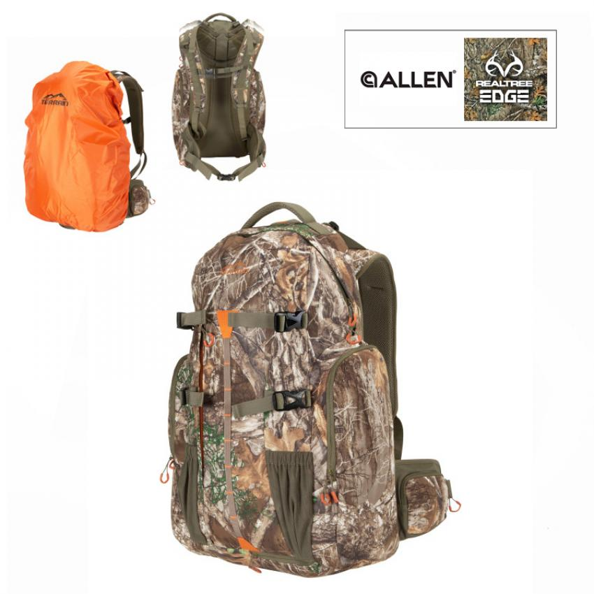 Allen Gear Fit P.P. 52 inch Multi-day pack Bag Realtree Xtra