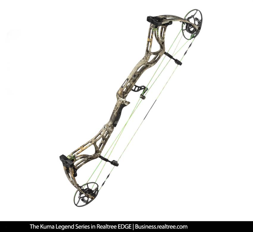 The Kuma Legend Series in Realtree EDGE | Realtree B2B