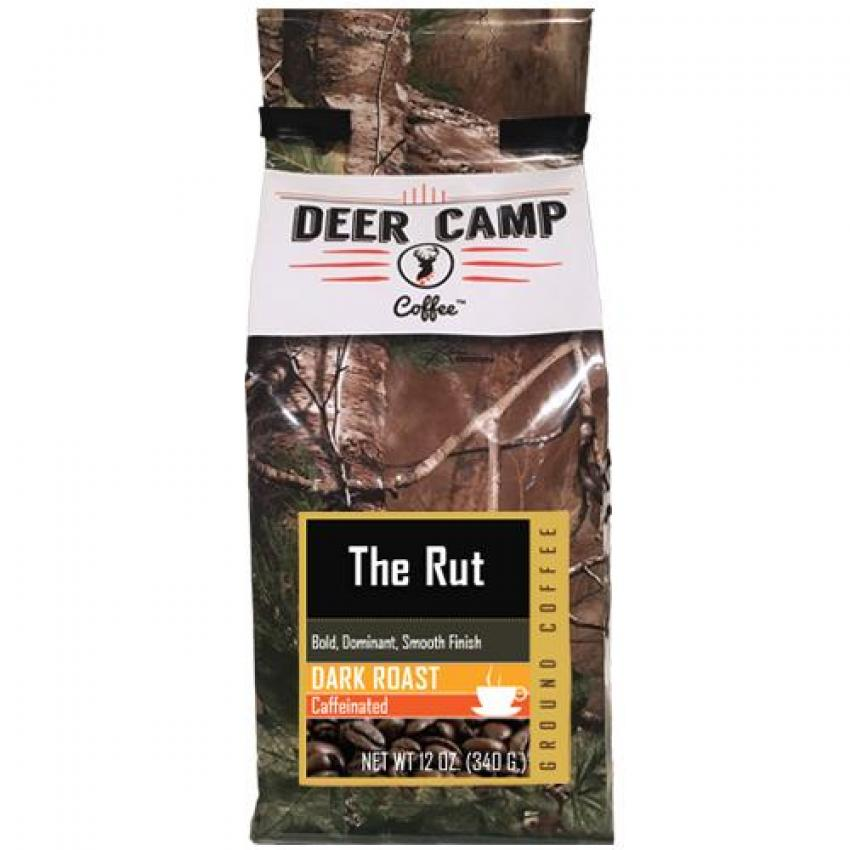 Realtree ground coffe by deer camp coffee - the rut