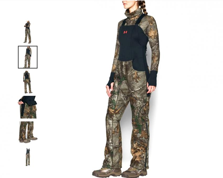 Under Armour New Fall Realtree Hunting Apparel Combines Superior ... 00a0b770f