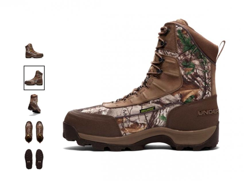 f2b325a3 Under Armour New Fall Realtree Hunting Apparel Combines Superior ...