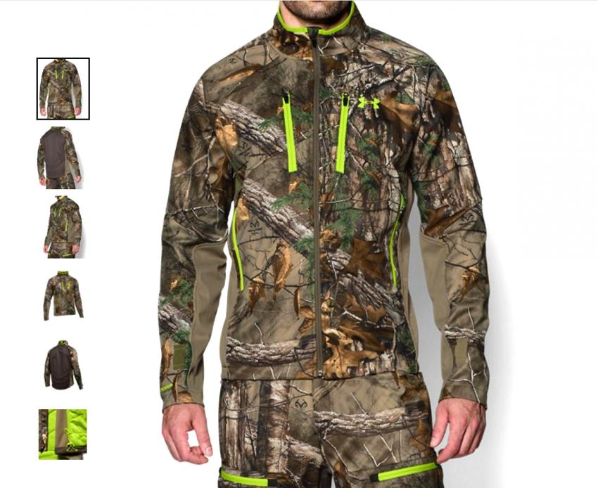 0a61042967d04 Under Armour New Fall Realtree Hunting Apparel Combines Superior ...