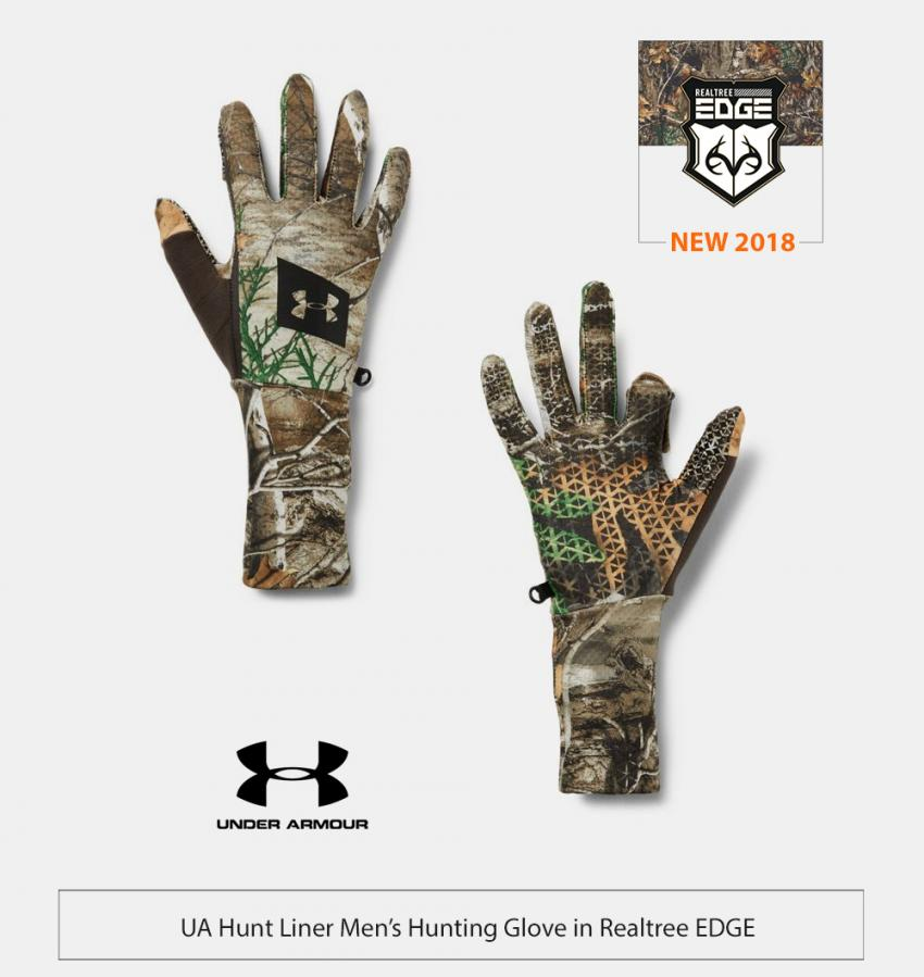 87ff318fd29be Under Armour Performance Hunting Apparel Now Offered in Realtree ...