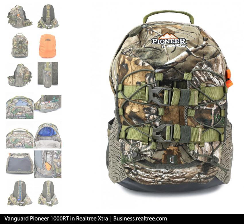 Vanguard Pioneer 1000RT in Realtree Xtra | Realtree B2B