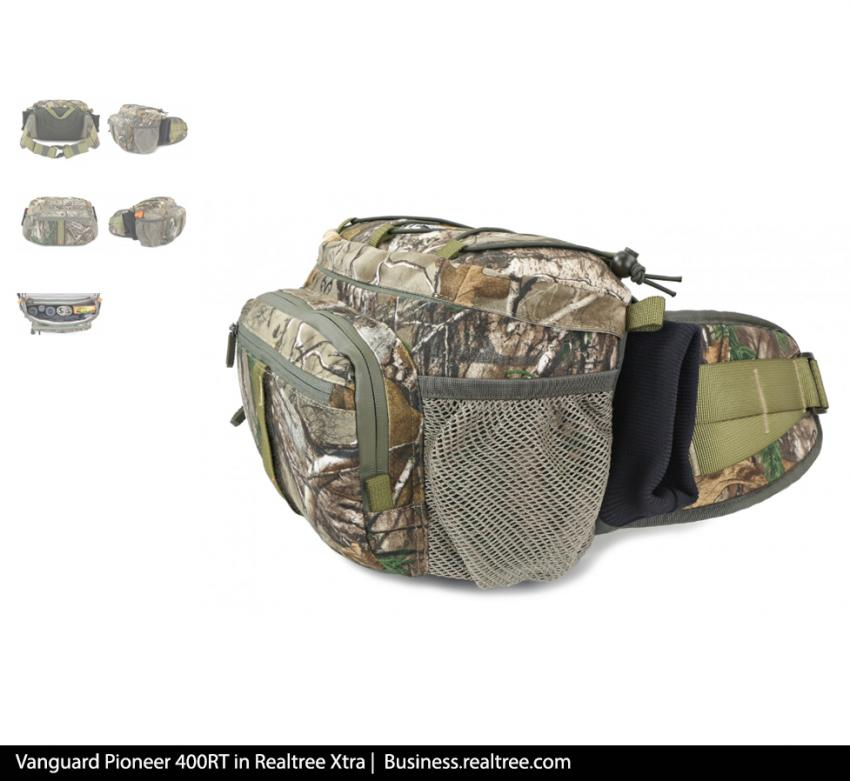 Vanguard Pioneer 400RT in Realtree Xtra | Realtree B2B