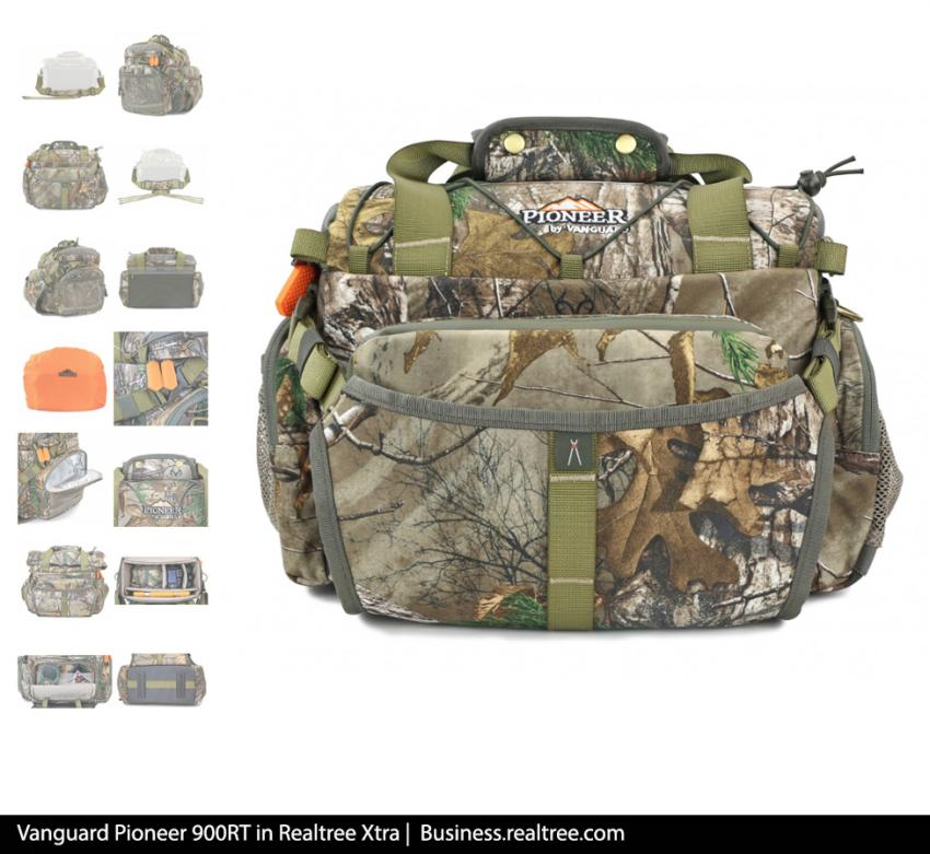 Vanguard Pioneer 900RT in Realtree Xtra | Realtree B2B