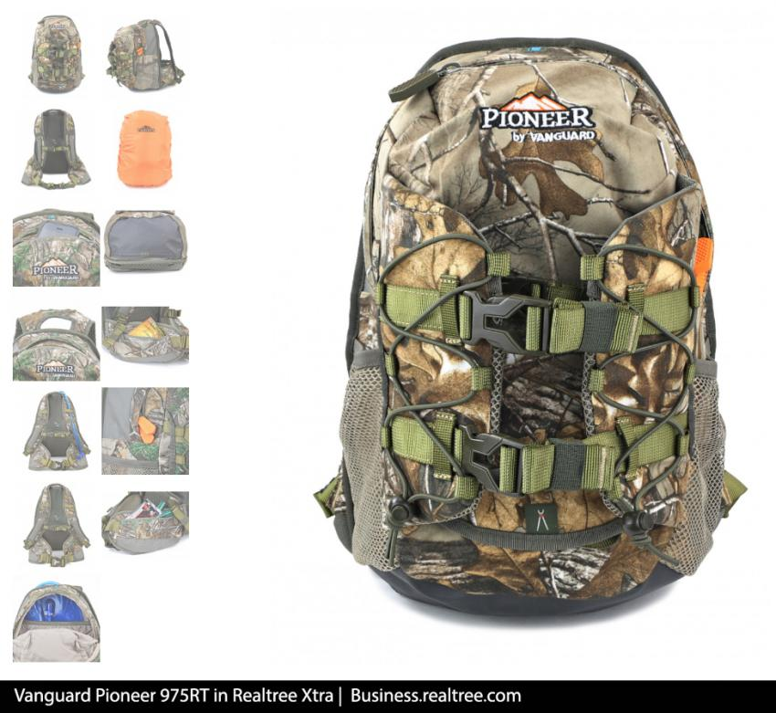 Vanguard Pioneer 975RT in Realtree Xtra | Realtree B2B