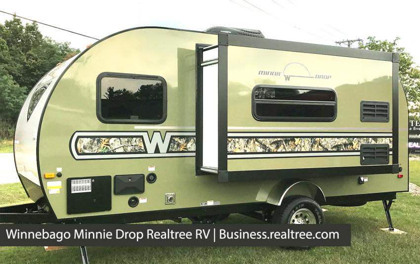 Winnebago Minnie Drop Realtree RV | Realtree B2B