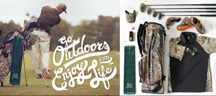 Camo Golf Products Grow Pinemeadow S Marketshare