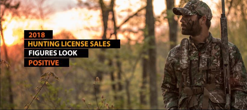 2018 Hunting License Sales Figures Bring Positive News | Realtree B2B