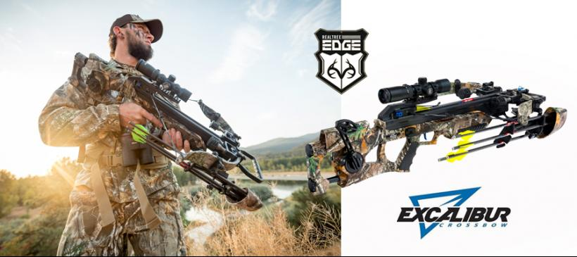 Excalibur Introduces the New Assassin Crossbow in Realtree