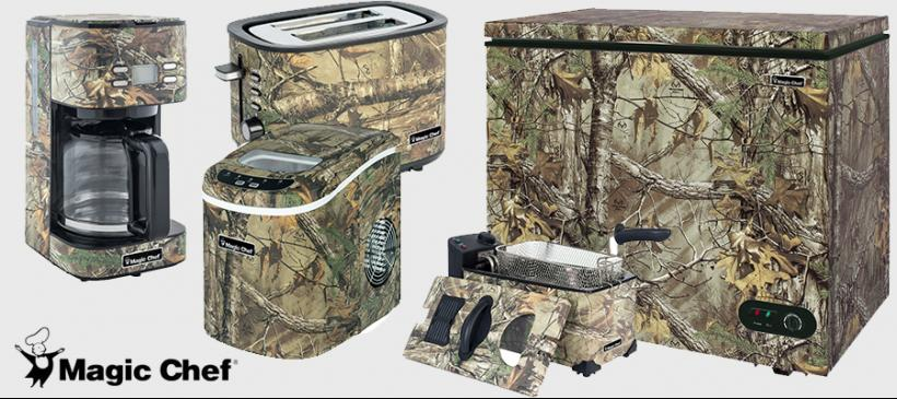 Magic Chef Introduces 2017 Line Of Realtree Camo Kitchen Appliances Realtree B2b