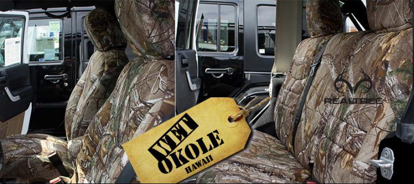 Realtree Camo Seat Covers >> Realtree Camo Seat Covers by Wet Okole   Realtree B2B