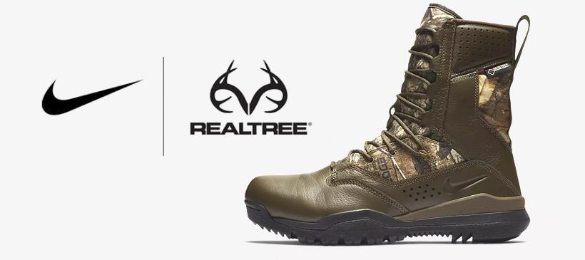 468a40a4b That s why it s no surprise that industry giants Nike and Realtree have  joined forces to deliver top-of-the-line innovation in that market.