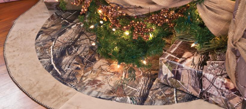 Realtree Christmas Tree