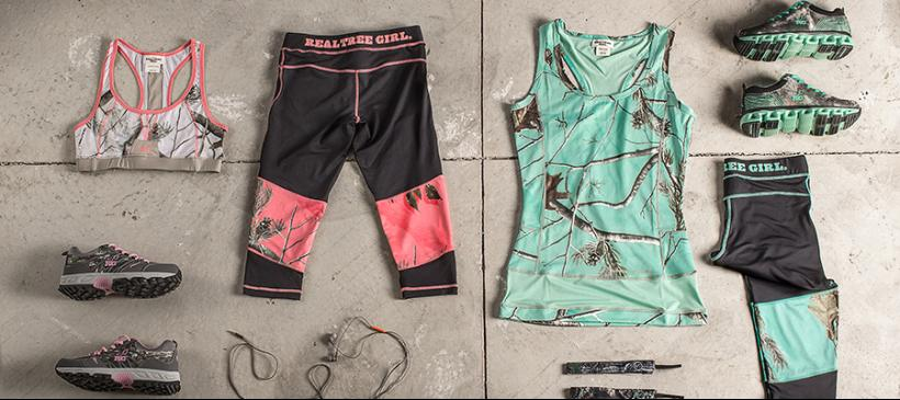 Camo Women S Activewear Trends For 2016 Realtree B2b