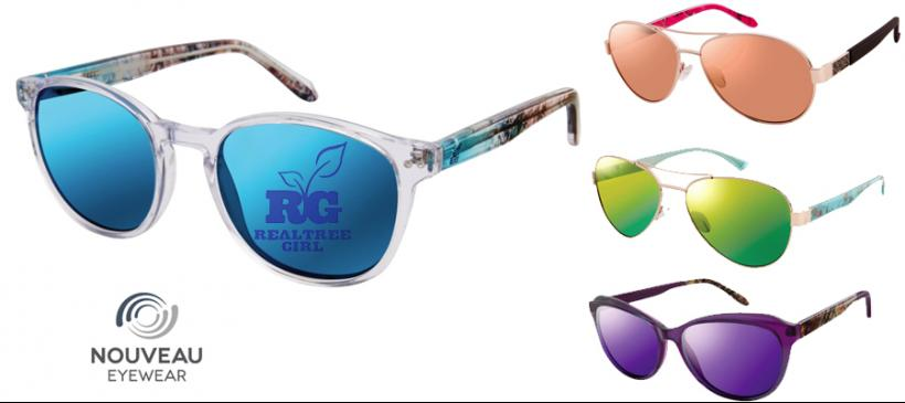 4bf64d48f1 New Line of Realtree Girl Sunglasses by Nouveau Eyewear