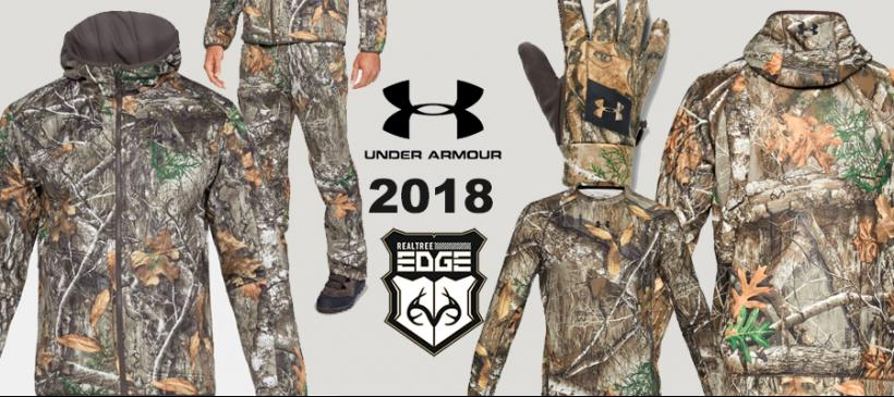 00cd633fcd1b Under Armour Performance Hunting Apparel Now Offered in Realtree ...