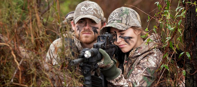 female hunter numbers growing fast realtree b2b