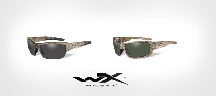 89a5841074a3 New Wiley X Sunglasses in Realtree Xtra Camo -- From Battlefields to the  Backwoods